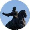 Как во Балтийске Елизавету из конём продавали