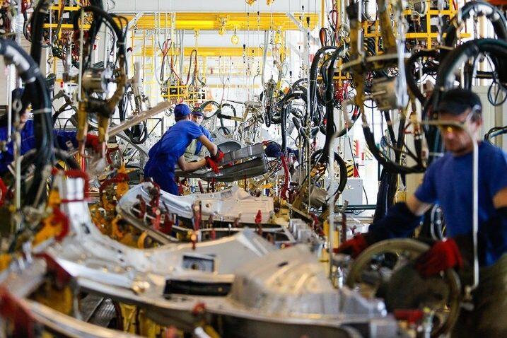 В январе калининградская промышленность показала рост