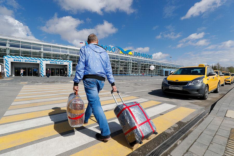 С22июня РФ  возобновляет авиасообщение сТурцией
