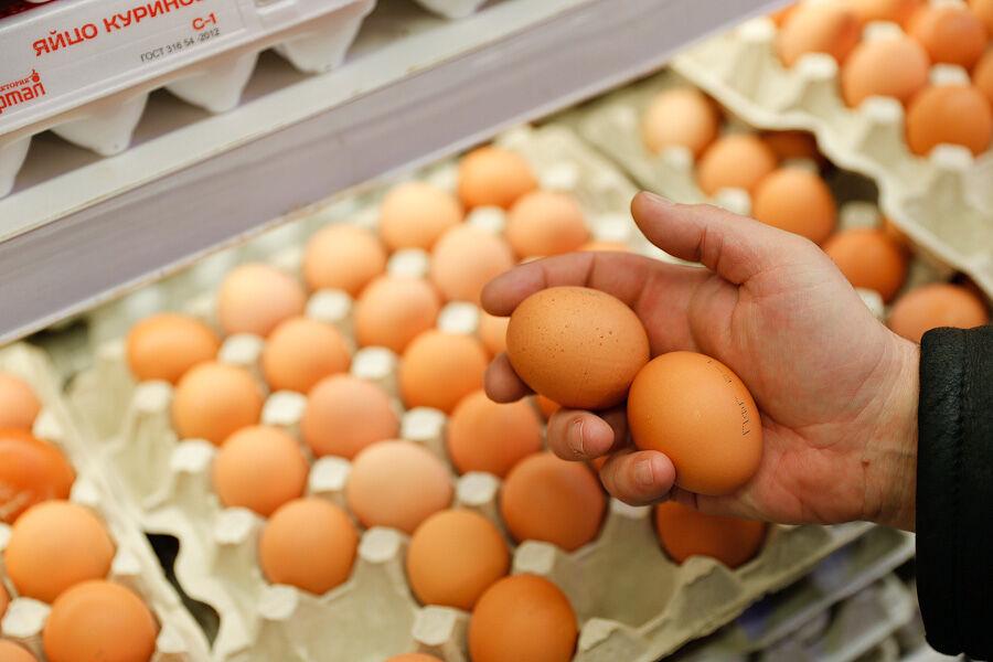 В облправительстве заявили, что «уже принимают меры» по стабилизации цен на яйца
