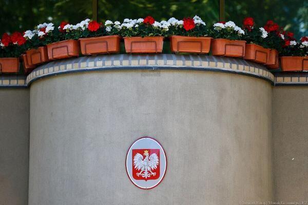 На польско-российской границе поставили мощный сканер для проверки поездов