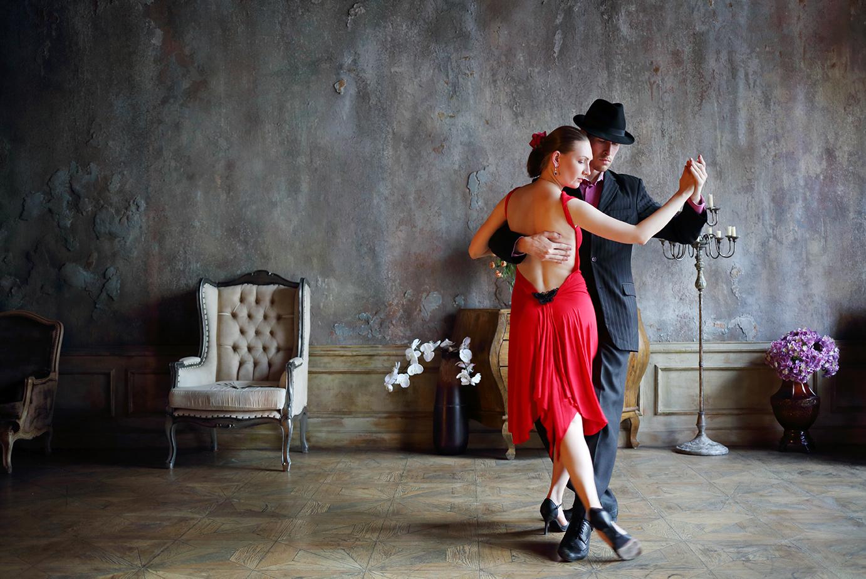 фотосессия в стиле танго расскажем