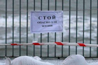 """""""Старый новый шторм. Светлогорск"""": фоторепортаж """"Нового Калининграда.Ru"""""""