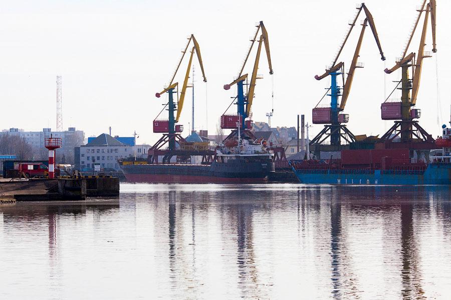 Паромы для линии Усть-Луга— Балтийск планируют построить наНевском заводе Избранное
