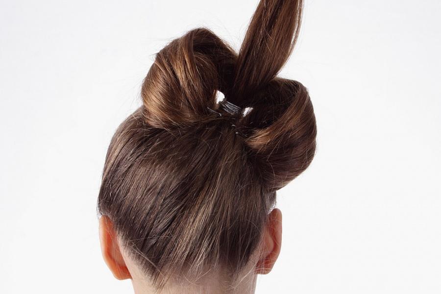 Как сделать начес волос фото 787