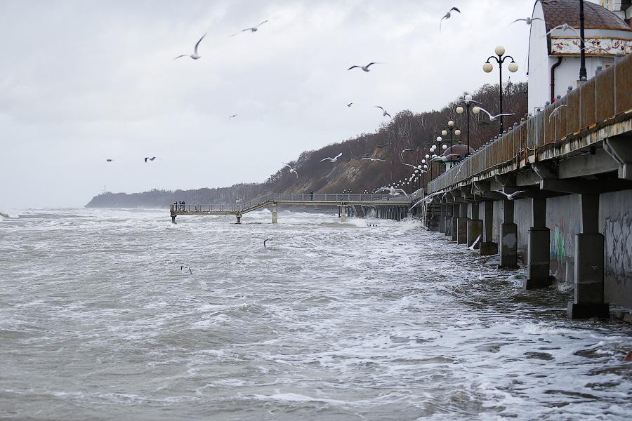 Одессита смыло волной во время селфи на фоне моря