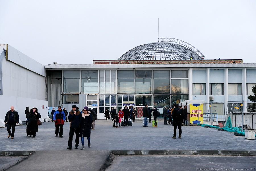 Первый этап реконструкции аэропорта Храброво вКалининграде закончится 1июня