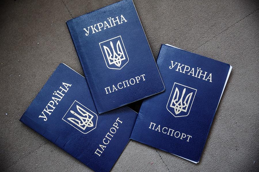 Украина вводит биометрический контроль для всех— Порошенко