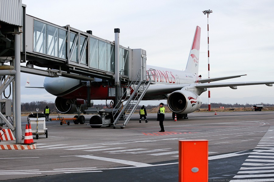 Работа в калининграде аэропорт свежие вакансии куплю man фургон частные объявления