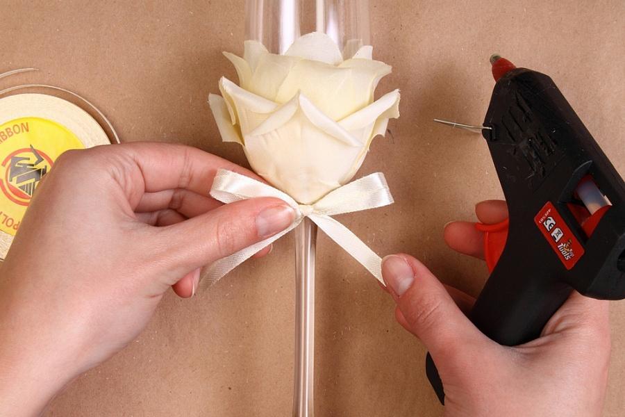 Пошагово украшения на свадьбу своими руками