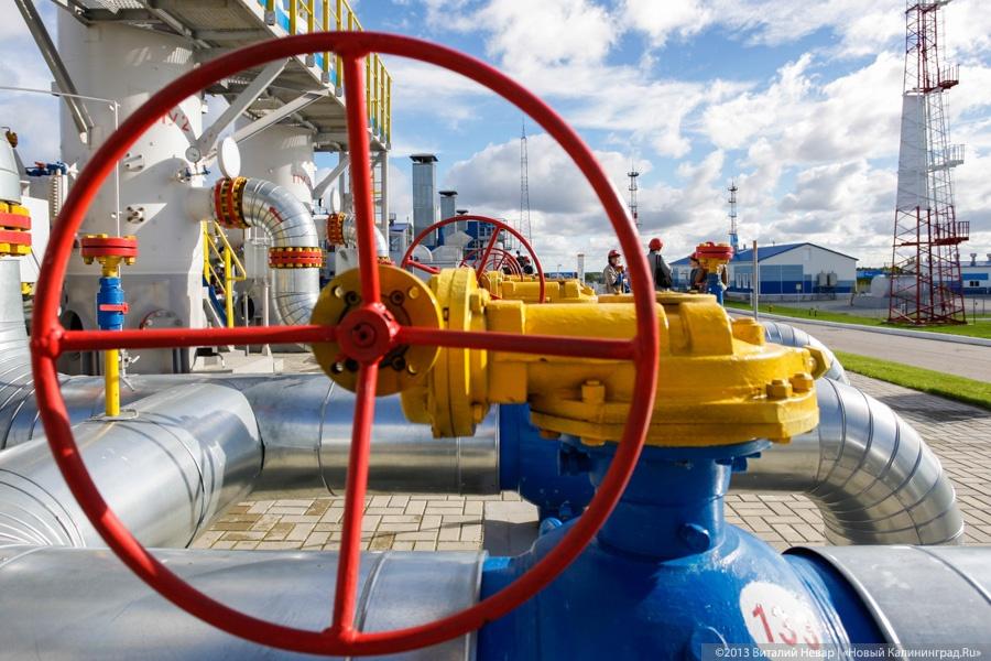 Польша возобновила прием русского газа