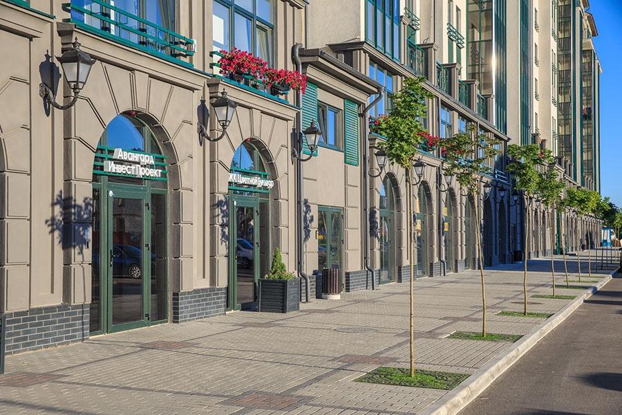 выбору квартиры цветной бульвар в калининграде фото уже сообщали