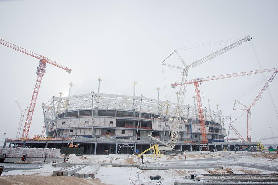 Специалисты подсчитали вероятные убытки стадионовЧМ