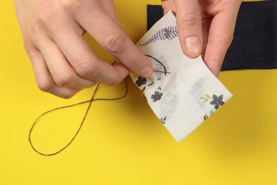 Изготовление бабочки галстука своими руками