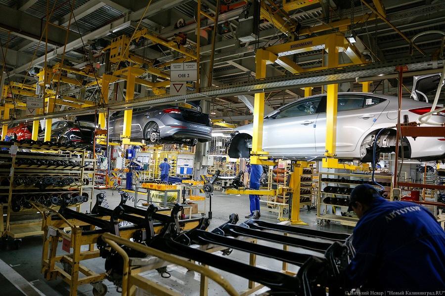 Средняя цена новоиспеченной машины в РФ составила 1,34 млн. руб.