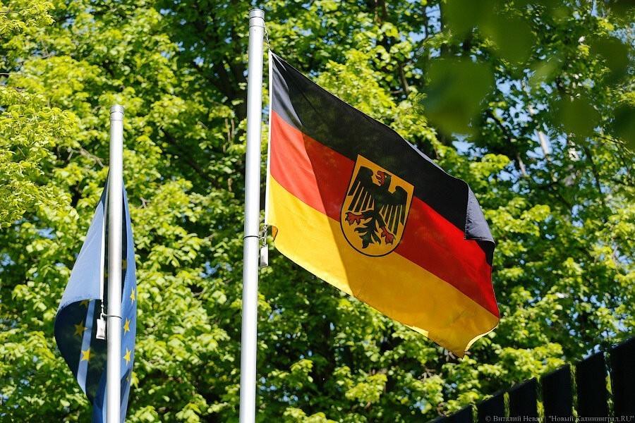 Германия призвала воздержаться от поездок в Россию до конца августа