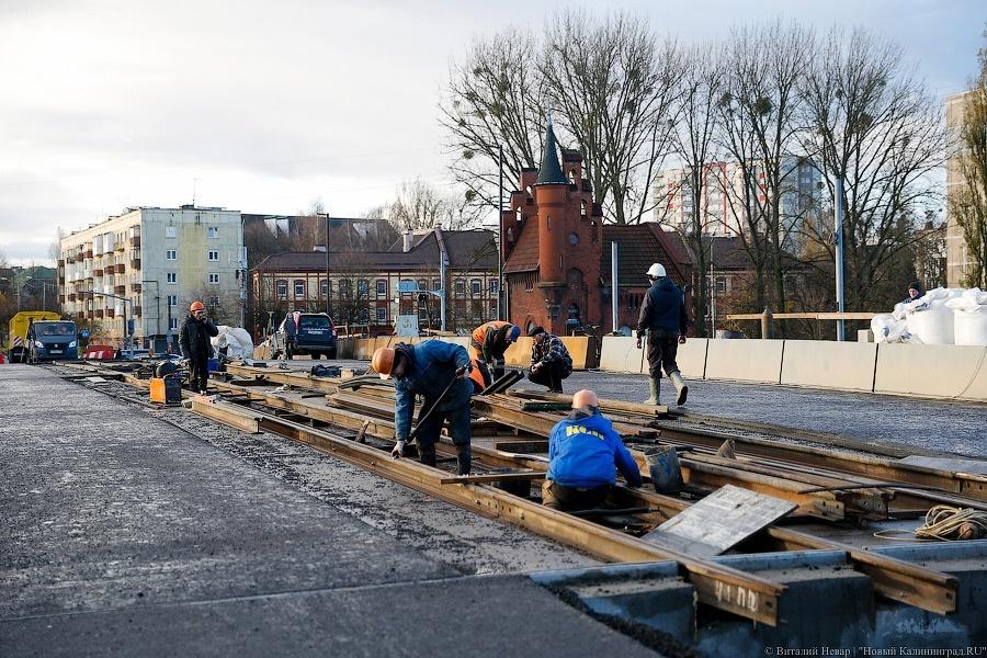 ВКалининграде второпях запускают движение поВысокому иДеревянному мостам