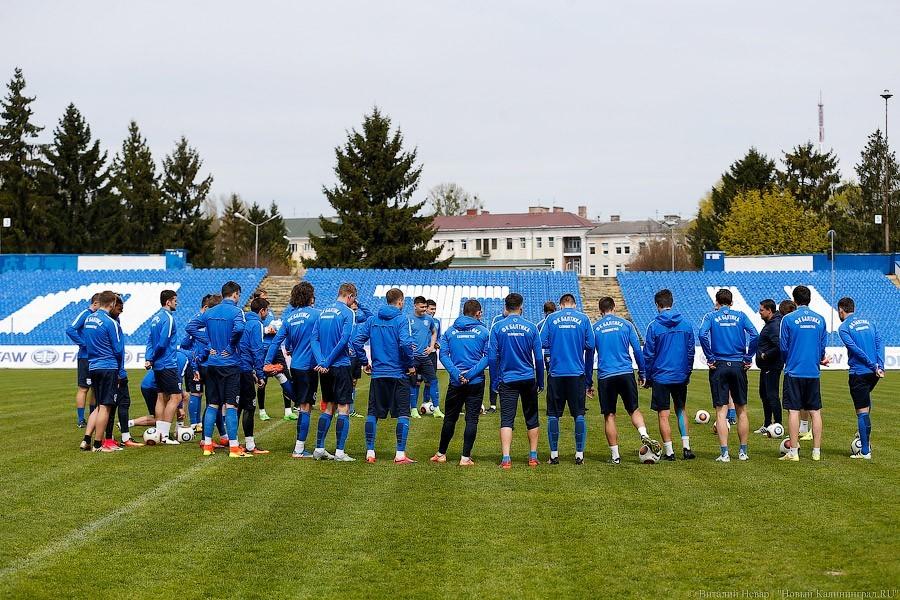 «Тосно» запретили регистрировать новых футболистов из-за долга перед бывшим игроком