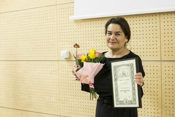 Сотрудница калининградского Музея янтаря стала «янтарщиком года» в Польше
