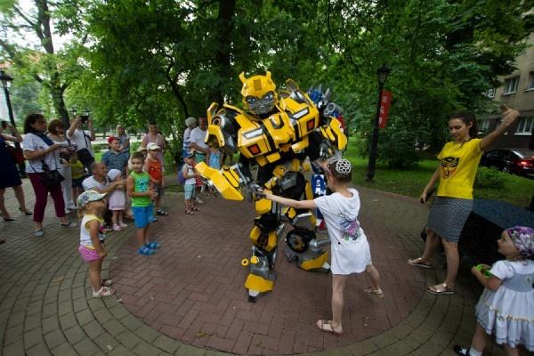 24 июня в сквере энергетиков пройдет праздник «Янтарьэнерго»