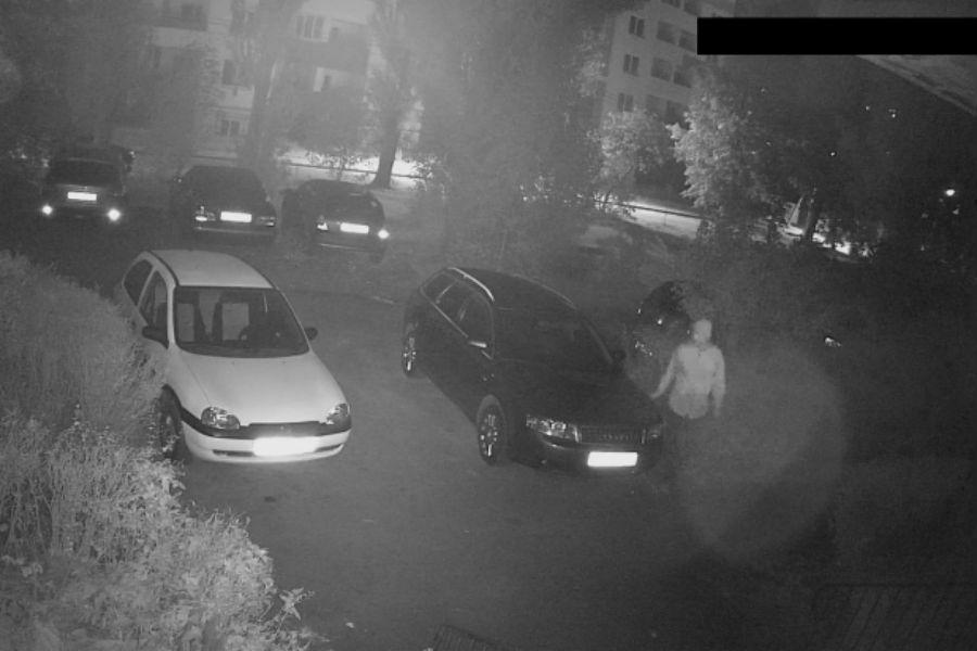 Вотместку бросившей его девушке калининградец исцарапал машину ееотца