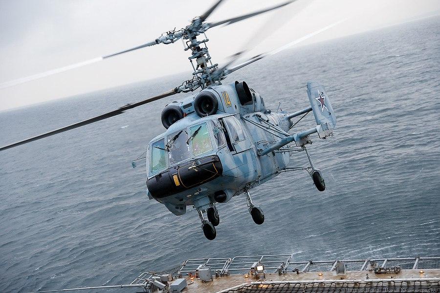 ВБалтийском море отыскали потерпевший крушение военный вертолёт Избранное