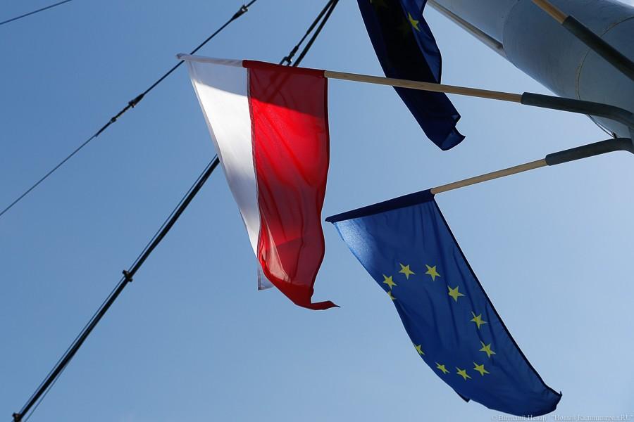 Страны Балтии возобновляют свободное сообщение с Польшей