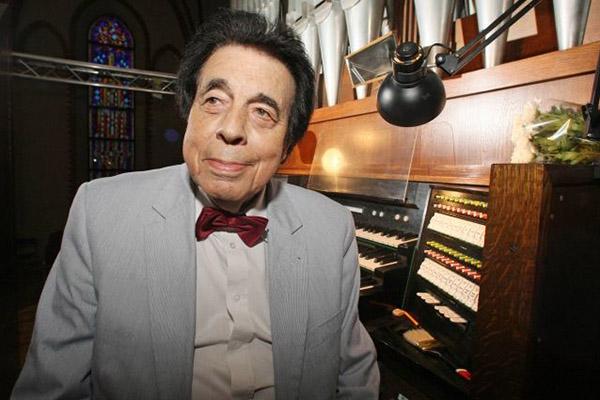 В филармонии вспомнят легендарного органиста Гарри Гродберга