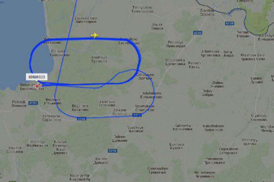 ВКалининграде задержали 5 рейсов изаэропорта Храброво