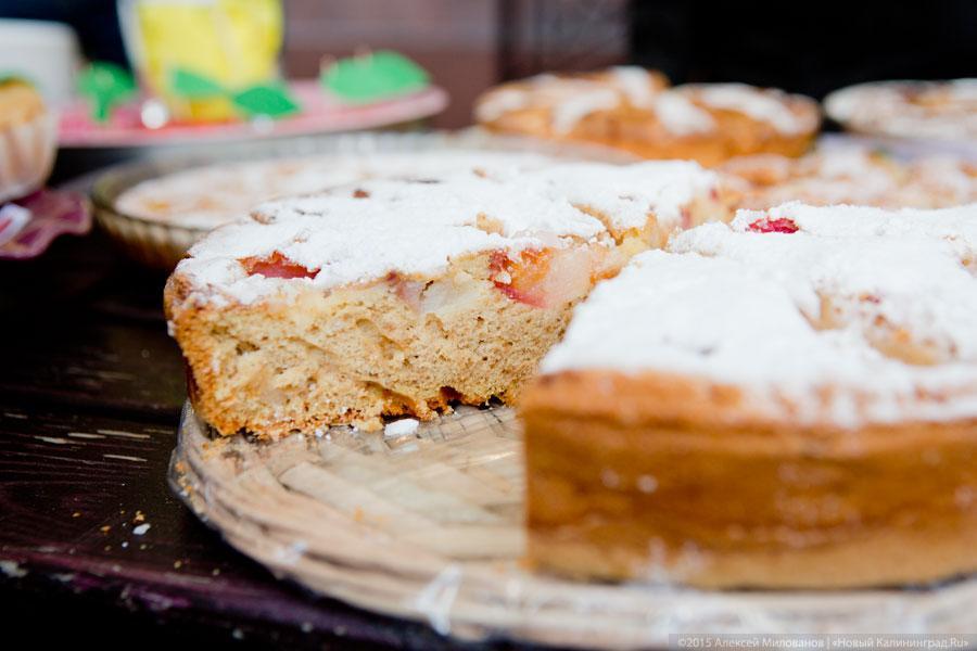 Всубботу вЗеленоградске пройдёт праздник Кранцевского пирога
