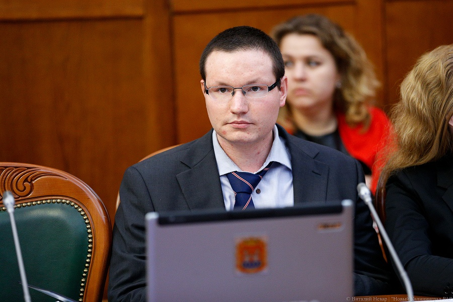 Калининградский губернатор сослался накочан вобщении осоцвыплатах