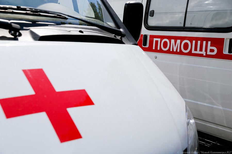 ВКалининград спецбортом МЧС доставлен тяжелобольной ребенок изКраснодара