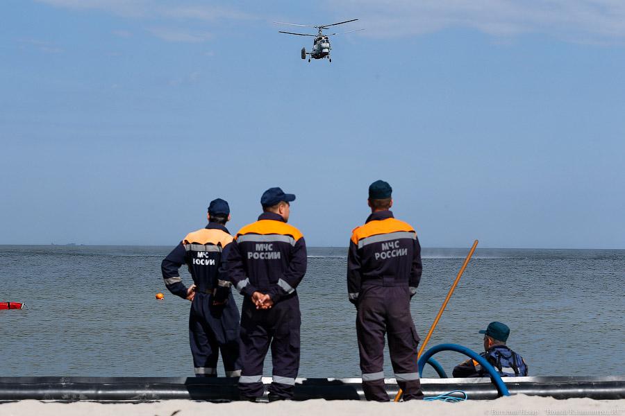 Cотрудники экстренных служб 5 стран проведут учения вБалтийском море