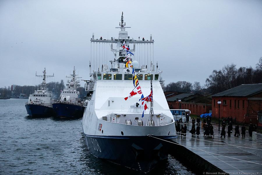 новейшие пограничные корабли фото характеристики шлейф так