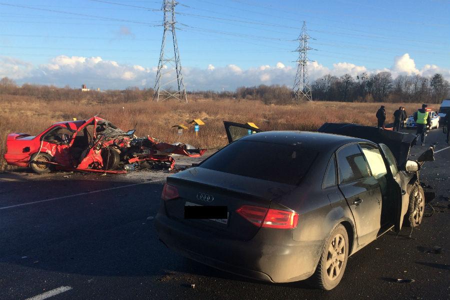 ВКалининграде наОкружной дороге в трагедии умер человек