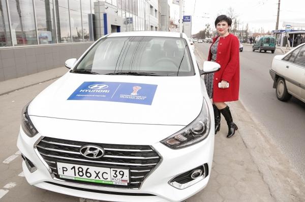 Действительно новый: в Калининграде представили обновленный Hyundai Solaris