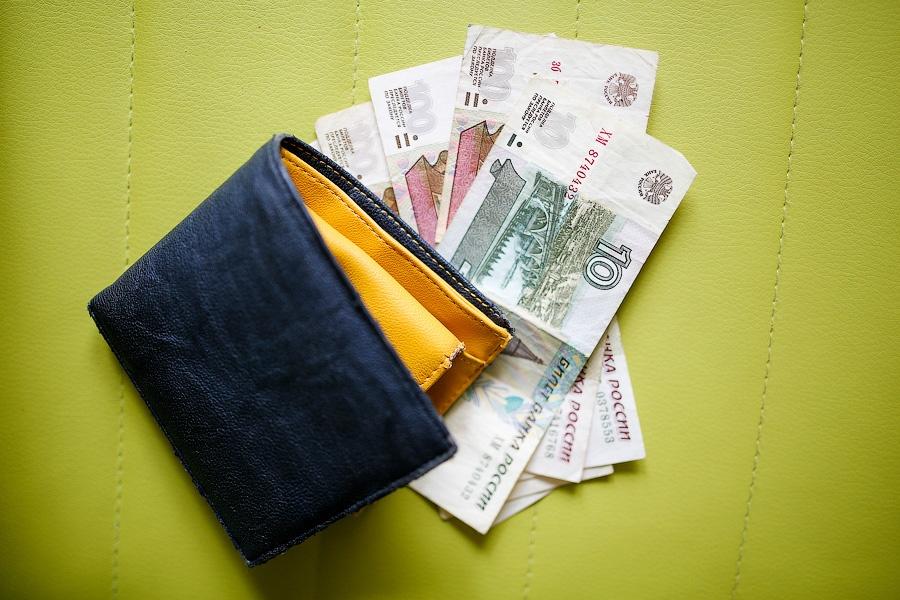 Самые небольшие заработной платы в Российской Федерации - всфере сельского хозяйства