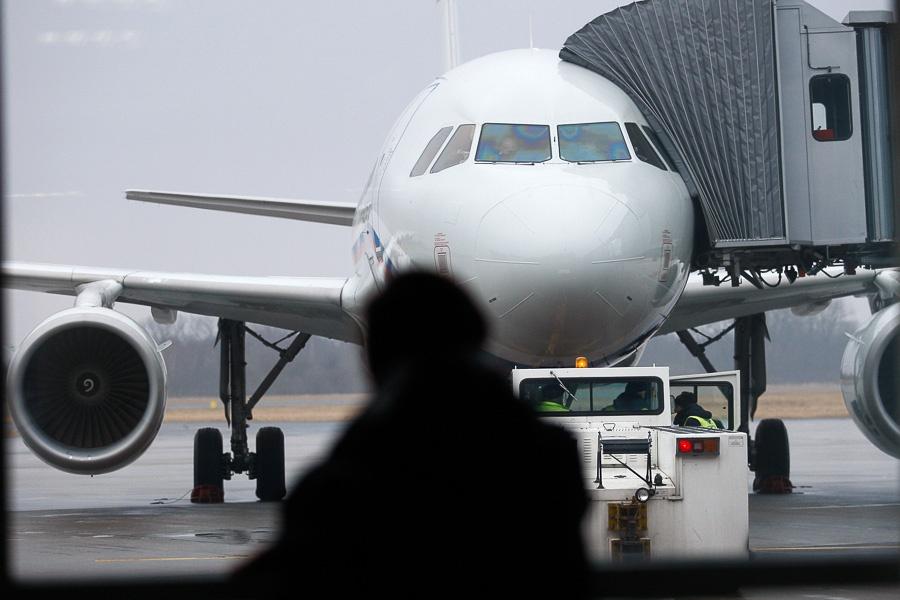 ВГермании неменее 300 рейсов отменено из-за плохой погоды