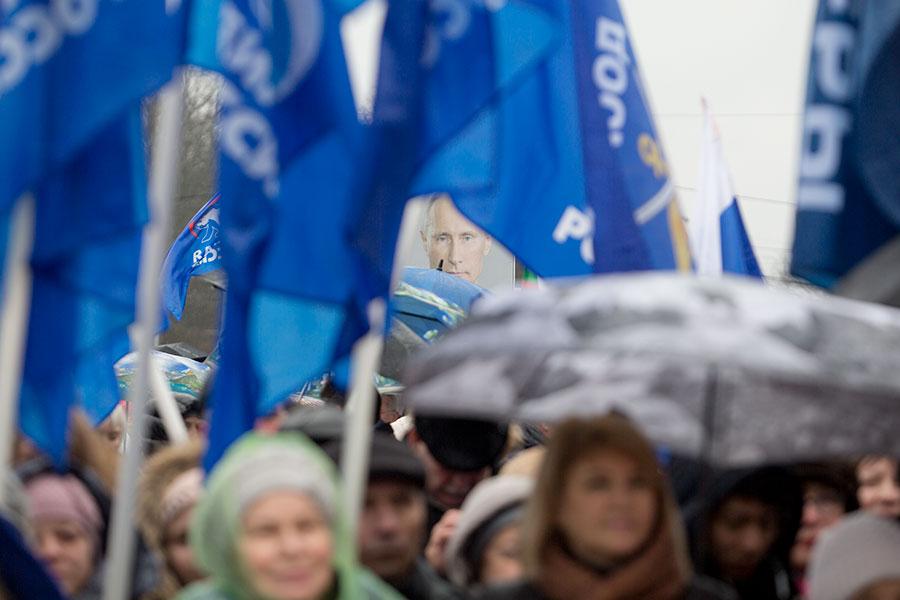 В РФ возросло количество жителей, оправдывающих сталинские репрессии