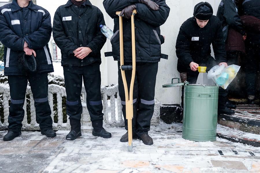 Агентство колонии строгого режима в калининградской области карцинома