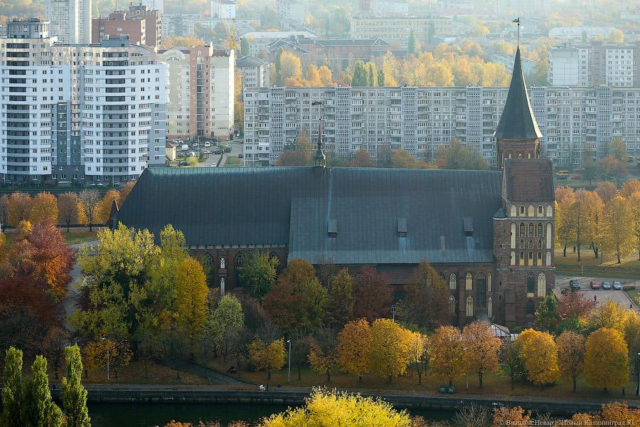 Санкт-Петербург занял только 2-ое место врейтинге самых известных туристических городов РФ
