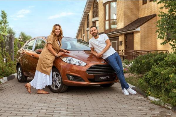 Узнай, почему Ford Fiesta — идеальная машина для путешествий