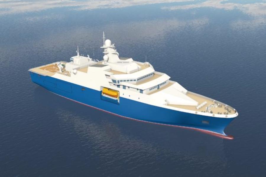 НаПСЗ «Янтарь» заложат судно обеспечения «Воевода»