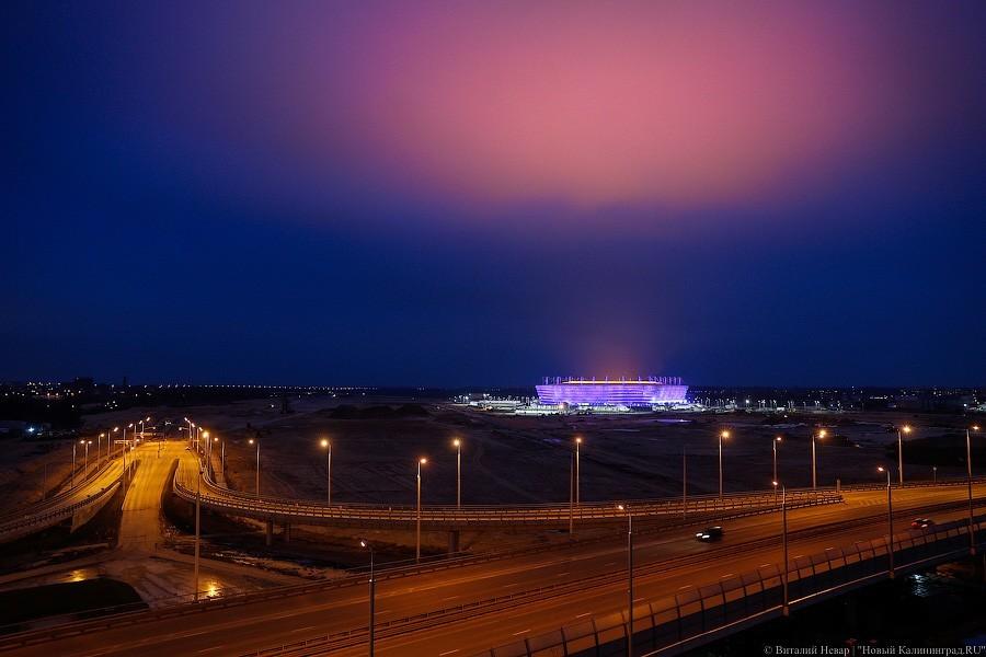 Стадион ЧМ-2018 вКалининграде откроется 22марта матчем «Балтики» и«Шальке»
