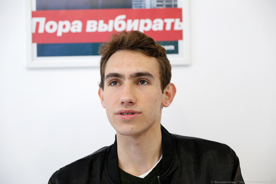 Олег Алексеев, фото — Виталий Невар, «Новый Калининград.Ru»