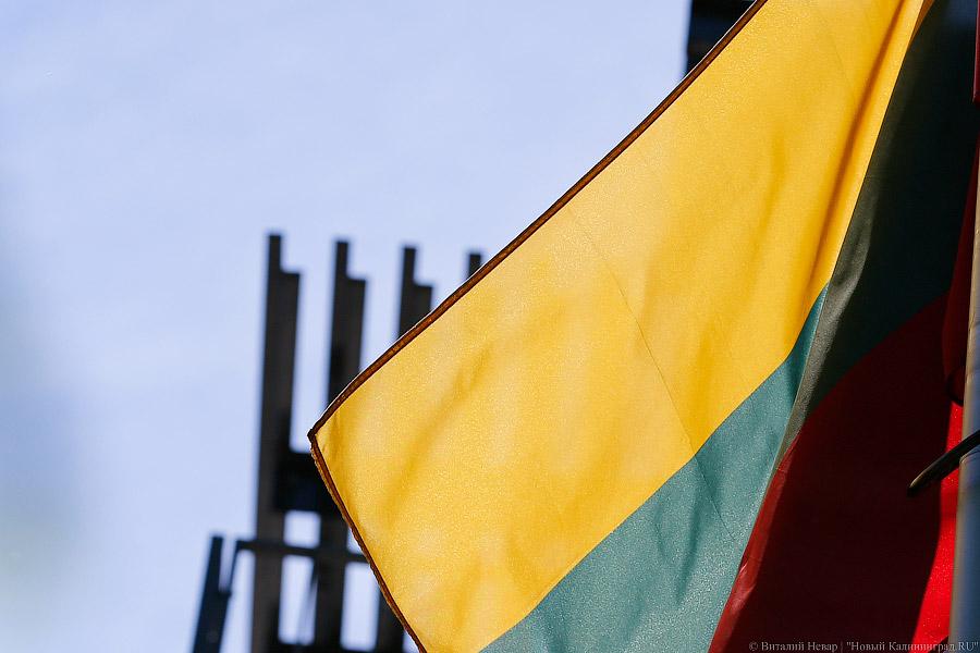 Напограничном пункте вКибартай задержан российский военный отряд