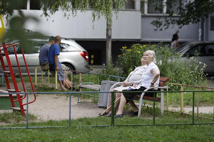 Уровень жизни русских пожилых людей признан самым худшим вмире