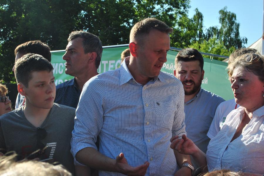 ФСИН пока непросила суд заменить Навальному условный срок реальным— юрист
