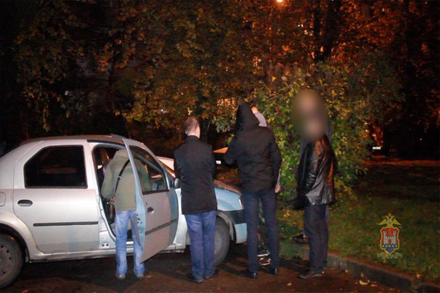 ВКалининграде задержаны подозреваемые вторговле наркотиками
