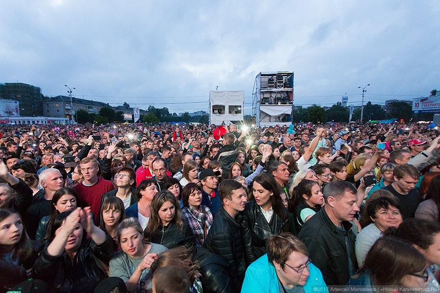 Ярошук: День города отпразднуем не на Острове и без концерта
